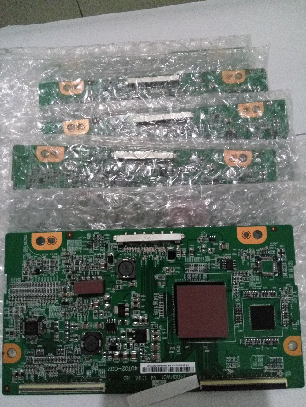 LCD Board T400HW01 V4 40T02-C02 Logic Board T-CON Connect With Connect Board