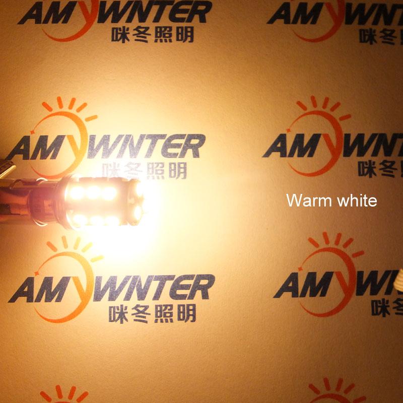 T20 7443 12V светодиодна двойна светлинна - Автомобилни светлини - Снимка 5