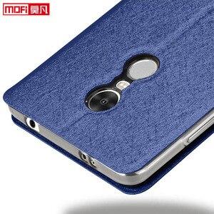 Image 3 - Чехол для xiaomi redmi note 4 глобальная версия, роскошный кожаный силиконовый чехол книжка с откидной крышкой, чехол для мобильного телефона xiaomi redmi note 4 global, чехол