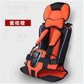 Viagem de Carro de Proteção Do Assento de Carro Crianças, Lovely Baby Car Seat, Portátil e Confortável Assento Infantil da Segurança Do Bebê, prático carrinho de Bebê Almofada