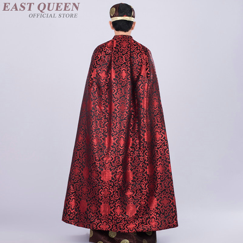 Traditional chinese clothing for men chinese market online Robe & Gown winter clothing casual long robe male AA3856 Y A