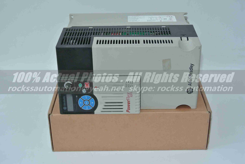 PowerFlex 525 Series AC Driver 25B-D017N114 7.5KW 380-480V Used 100% Tested With Free DHL / EMS 1u1 941 017 n киев