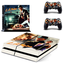 Game L.A.Noire PS4 Skin Sticker Skin Sticker