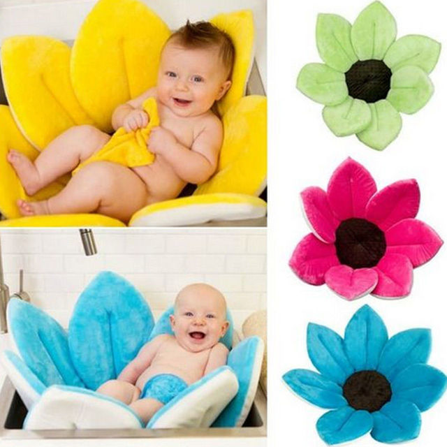 Delicieux 1 Pcs Fashion Cute Bath Flower Bath Tub For Baby Blooming Sink Bath For  Baby Infant
