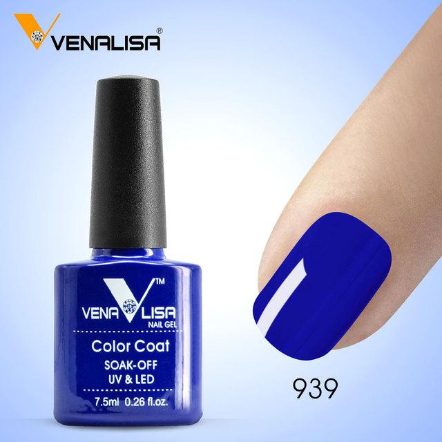 CANNI Mode Bling 7.5 ML Soak Off Gel UV Nail Gel Cosmétiques polonais Nail Art Manucure Ongles Gel Polonais Shellak Vernis À Ongles