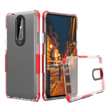 For Coolpad Legacy Ultra Thin Transparent Clear Case Hard Acrylic Back TPU Anti Scratch Shockproof Cover case