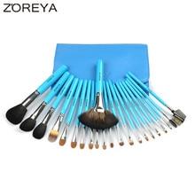 ZOREYA Brand Top Grade Kolinsky Hair Makeup brushes Professional Powder Foundation Eyeshadow Eyeliner Lip Brush  pennelli trucco
