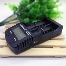 Liitokala lii-300 Digital 18650 Батарея Зарядное устройство ЖК-дисплей Дисплей Батарея емкость Тесты 18650 Каррегадор Bateria Зарядное устройство Бесплатная доставка