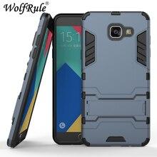 For Cover Samsung Galaxy A5 2016 Case for Samsung Galaxy A5 2016 A510 Robot Armor Hard Back Phone Cover Case for Samsung A510