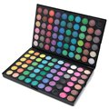 120 Colors Eye Shadow Palette Earth Color Eyeshadow  Makeup Cosmetics Cosmeticos Kit Beauty Indeed 1439088