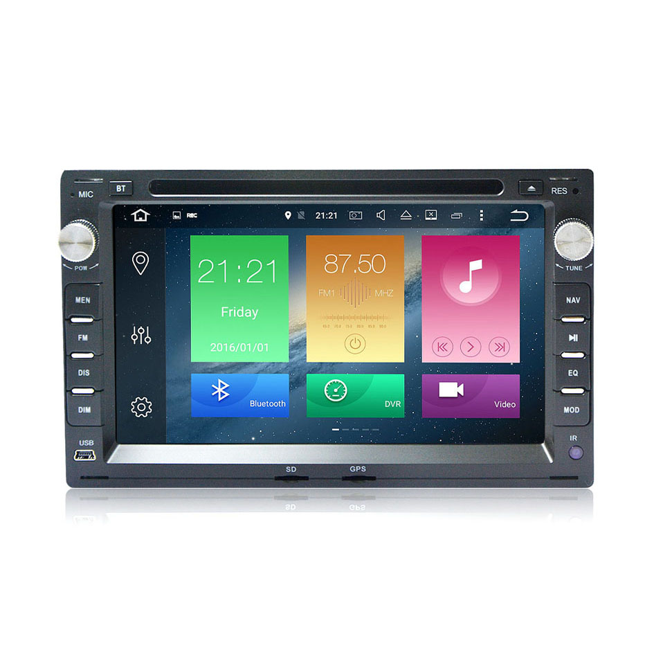 Android 6.0 car GPS player 1024*600 for VW/Volkswagen LUPO/Polo/CHICO/T5 Multivan/Transporter/SEAT Arosa SKODA