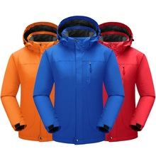Men and women plus cashmere section. Solid color outdoor Jackets