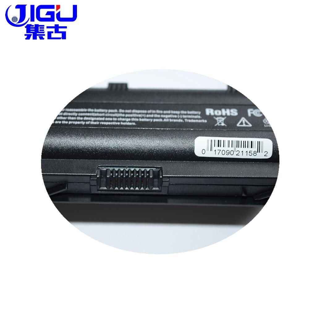 JIGU 12 ячеек Батарея для hp павильон Dv3 Dm4 Dv5 Dv6-6000G4 G6 G7 для Compaq CQ42 CQ32 G42 G62 Mu06 HSTNN-UB0W