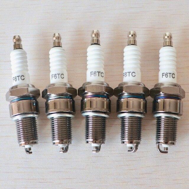 Bougies dallumage adaptées à HONDA GX390 13HP GX160 GX200 5.5HP 6.5HP chinois 168 170 188F   5 pièces