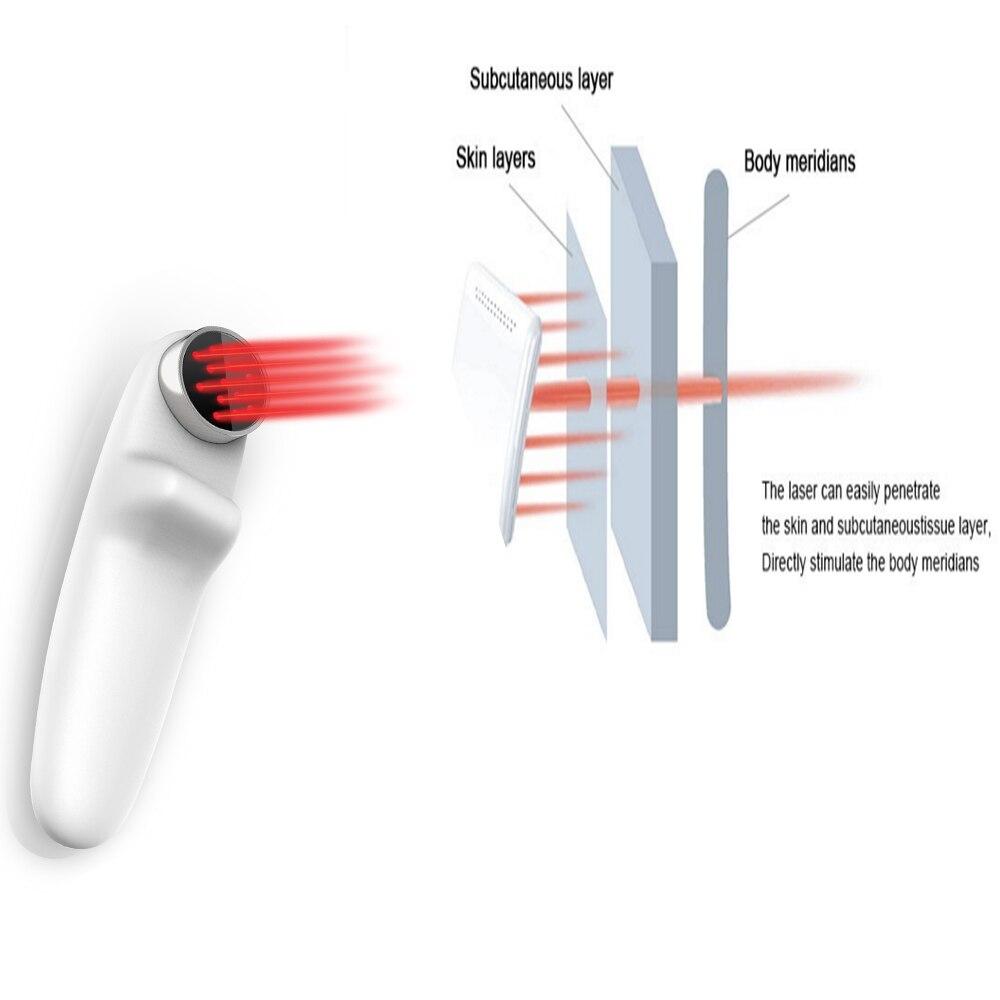 Vente chaude l'arthrite thérapie thérapie laser de bas niveau pour le mal de dos remède à la maison