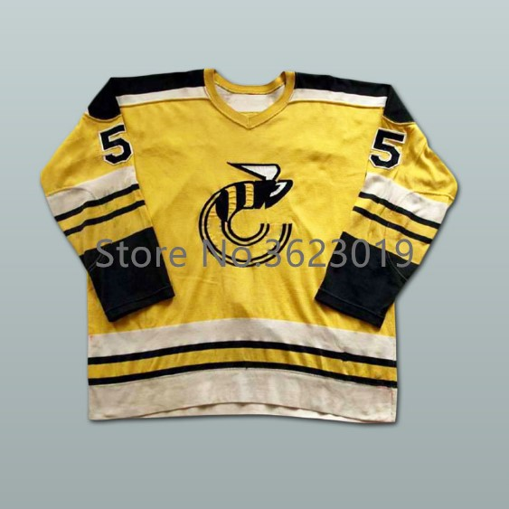 Dave Inkpen Cincinnati Hockey Jersey Embroidery Stitched Customize
