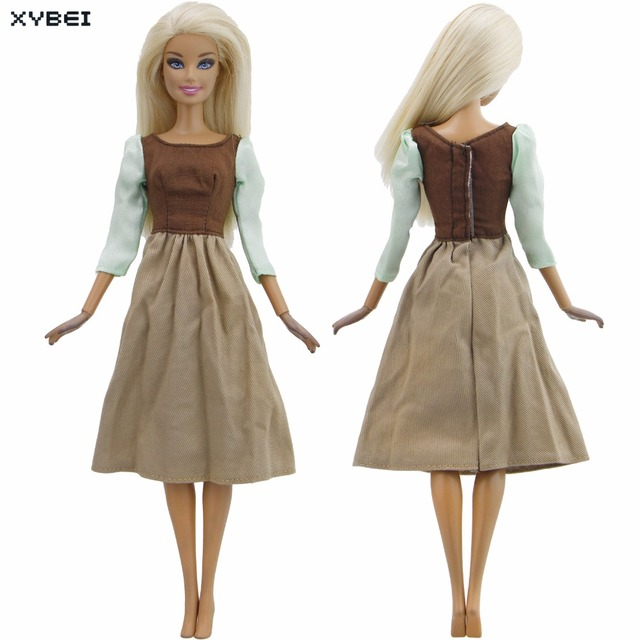 Cinderella Fairytale Fashion Pack Doll Accessories: Fashion Fairy Tale Princess Dress Evening Party Gown Copy