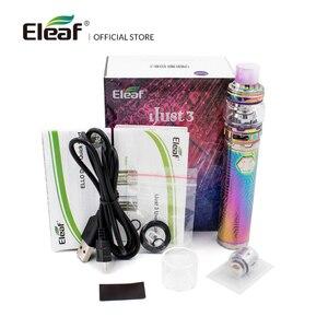 Image 4 - [RU/FR/ES] Original Eleaf iJust 3 Kit with ELLO Duro built in 3000mAh 6.5ml Tank in HW M/HW N Vape Kit Vs iJust S E Cigarette