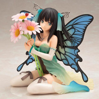 Anime action model figure sexy girl 14cm Daisy collection Fairy version toy gift 1/6 scale painted figures with box F7039