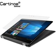 """Cartinoe 13,3 дюймов Защитная плёнка для экрана ноутбука для Asus Zenbook Flip S Ux370ua 13,"""" Ноутбук Антибликовая матовая экранная пленка, 2 шт"""