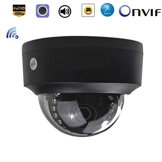 Sony323 caméra de surveillance dôme IP Wifi/1080P, dispositif de sécurité domestique intelligent, CMOS 960P 720P, détection de mouvement, microphone intégré, carte SD et protocole P2P