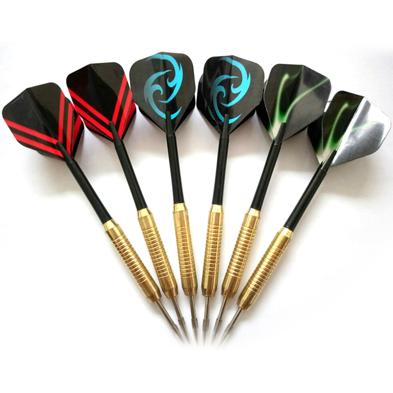 hot Copper-Plated Needle Pin Dart Board Toy Kids Toy Play Indoor Sports Camping Game