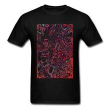 Lasting Шарм крови на воде ткань Топ спортивный т-shirtss для мальчиков короткий рукав футболка осень Crew Neck Tee футболки