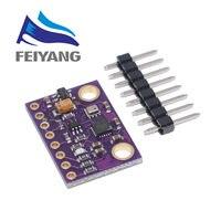 10PCS MPU 9250 MPU9250 BMP280 SPI IIC/I2C 10DOF Acceleration Gyroscope Compass 9 Axis Sensor Board Module GY 91 For Arduino 3 5V