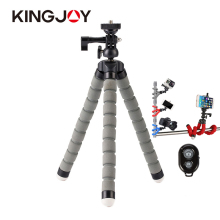 цена Camera Stand Octopus Tripod For Phone Gopro Monopod Gorillapod Flexible Mini Phone Table Lightweight Tripod TRIPODE Mobile Tripe онлайн в 2017 году