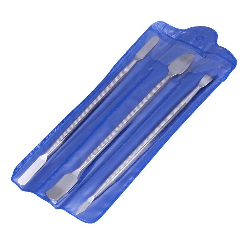 3pcs Metal Pry Spudger Opening Tools Kits Herramientas Mobile Phone Repair Tool For Iphone IPad Samsung