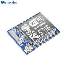 10Pcs ESP8266 ESP07 ESP 07 WIFI מרחוק דגם יציאה טורית אלחוטי משדר מודול 2.4Ghz 3.3V עבור Arduino גבוהה אותנטיות