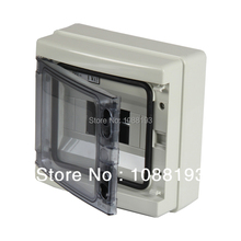 Widely Use 8 Ways Industrial Waterproof Box Industrial Distribution Box Indoor & Outdoor