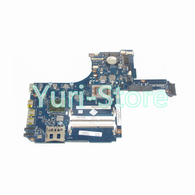 NOKOTION H000057290 Main Board for Toshiba Satellite S55D S50-D S50-A Laptop Motherboard A8-5545 DDR3 CPU nokotion genuine h000064160 main board for toshiba satellite nb15 nb15t laptop motherboard n2810 cpu ddr3