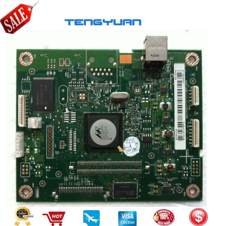 Бесплатная доставка оригинальный лазерный картридж LaserJet Pro400 M401A M401D форматирования Совета логика Совета главного правления CF148-60001 части принтера в продаже
