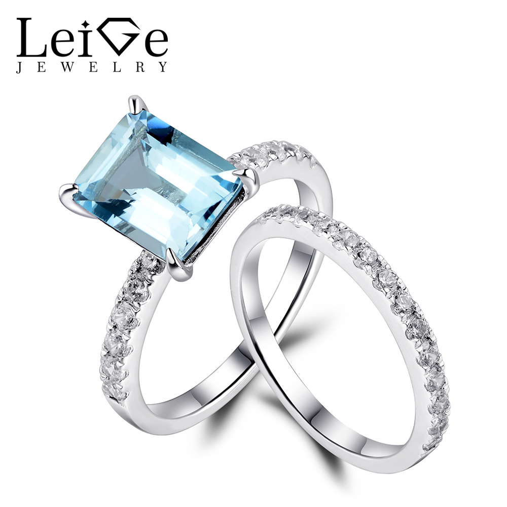 Compare Prices On Aquamarine Emerald Ring Online Shopping Buy Low Price Aquamarine Emerald Ring