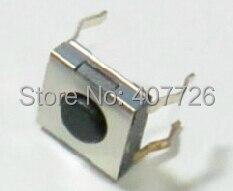 Free shipping 100pcs/lot Tact switch DIP 4pin 6.2X6.2X2.5MM button switch DTSYHL-6