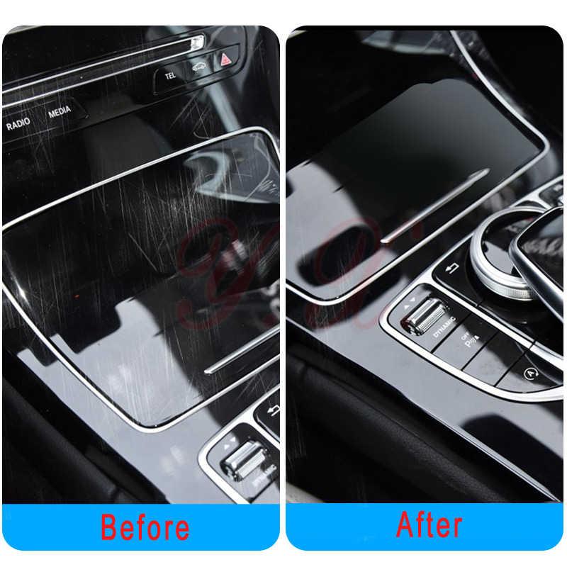 Pour Mercedes Benz GLC transparent Promotion film en polyuréthane thermoplastique autocollant pour mercedes console centrale accessoires de voiture