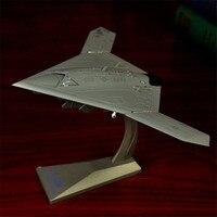 1:72 USA Northrop Grumman X 47B UCAV Aircraft Model Toys Diecast Metal Plane Model Gift Collection Fighter Model Free Shiping