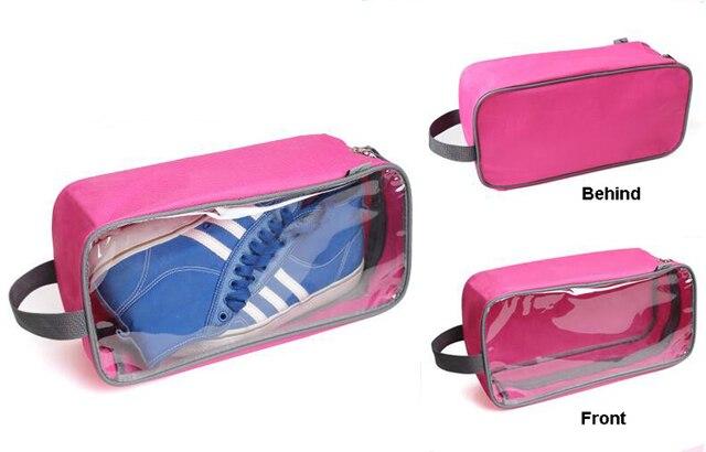 Portable Shoe Bag Storage Box Shoe Bag Organizer Waterproof Shoe Pouch Travel  Storage Bag Shoes Box