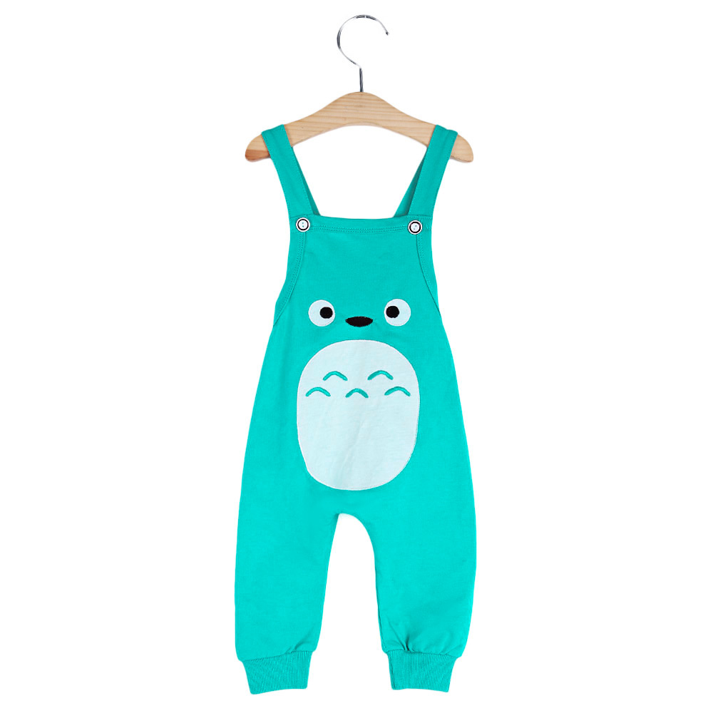 Cute Baby Haren Pants Unisex Child Little Pattern Cotton Blend Casual Dungarees Rompers Overalls Leisure Overalls Pants
