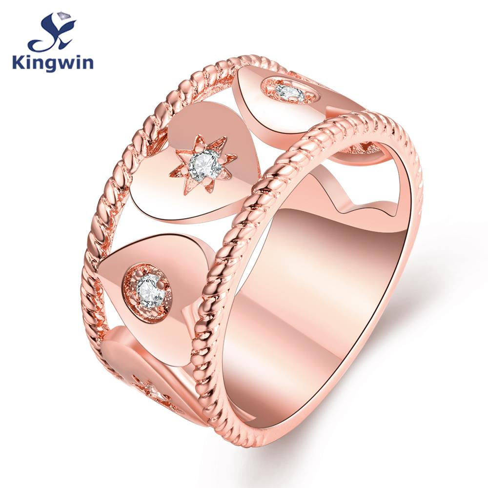 Modeschmuck gold ring  Online Get Cheap Mom Gold Ring -Aliexpress.com | Alibaba Group
