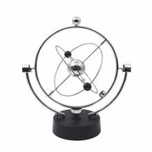 1 шт./кор. Нержавеющая сталь celetial циркуляции вечный двигатель устройства для физики и математики образования