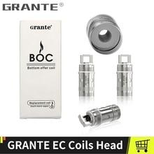 GRANTE EC Head Evaporator Coil For Eleaf Ijust S ijust 2 istick pico Coils 0.3ohm 0.5ohm Core Atomizer Electronic Cigarette