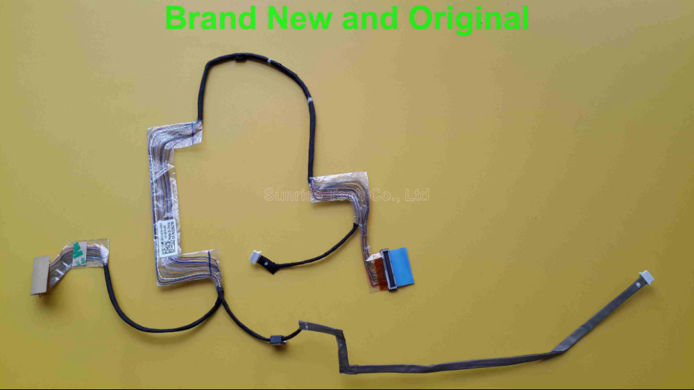 NEW LCD cable for Dell Studio 1749 laptop screen video LED LCD LVDS cable DC02C000Q0L 029GTW