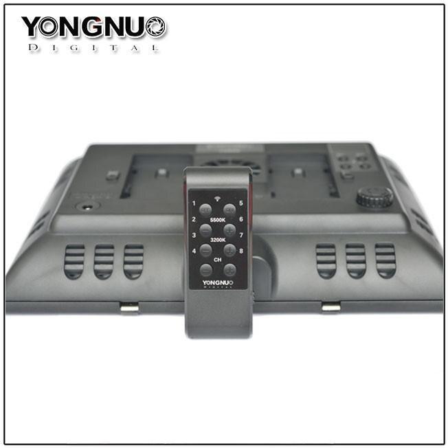YONGNUO YN900 YN-900 led s CRI 95 + Sans Fil 3200 K-5500 K led éclairage vidéo 7200LM 54 W led éclairage - 3