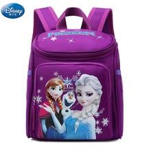Для девочек с изображением Эльзы из мультфильма «Холодное сердце» annasnow queen из плюша для принцессы, рюкзаки, рюкзаки для детей с disney школьная сумка дышащий рюкзак