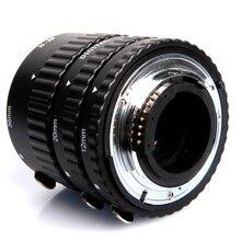 Meike MK-N-AF-B с автофокусом AF макрокольцо-удлинитель для Nikon D7100 D7000 D5300 D800 D750 D600 DSLR камеры адаптер объектива