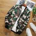 In 2016 the new man camouflage jacket coat is prevented bask in clothes big yards students coat AK49