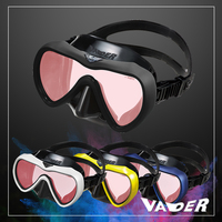 GULL VADER MASK UV420 Men Black SILICON 2018 New