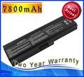 7800 mAh de la batería por Toshiba PA3634U-1BAS PA3635U-1BAM PA3635U-1BRM PA3636U-1BRL PA3634U PA3636U-1BAL envío gratis